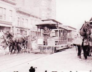 Cable car 1882